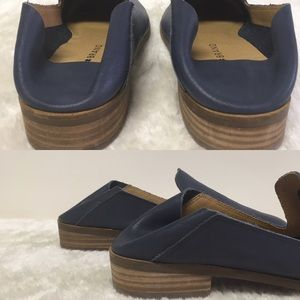 Lucky Brand Shoes - LuckyBrand Slip-on Loafers Mules Flats Leather 8.5